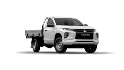 GLX SINGLE CAB - CAB CHASSIS
