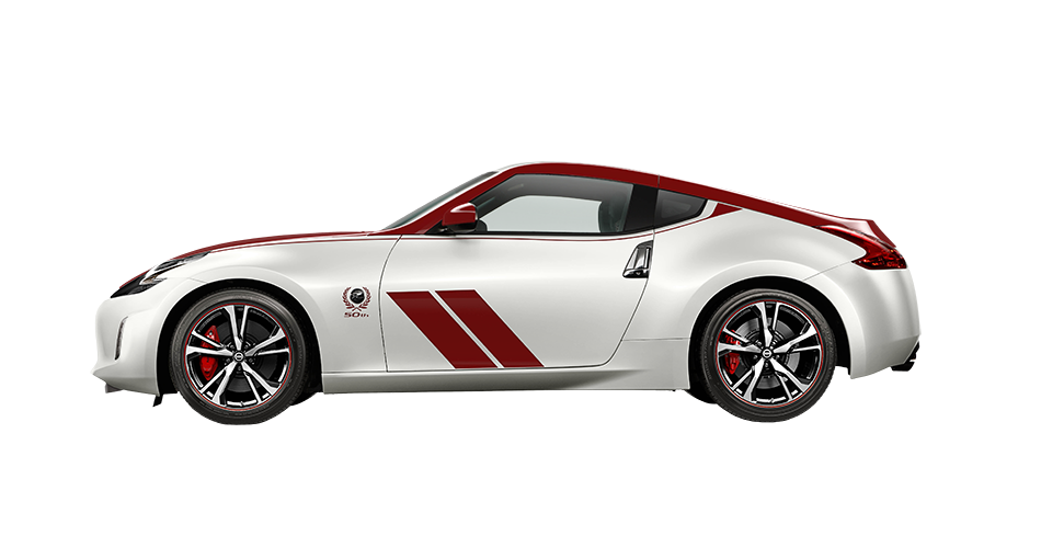 370Z 50th Anniversary Coupe