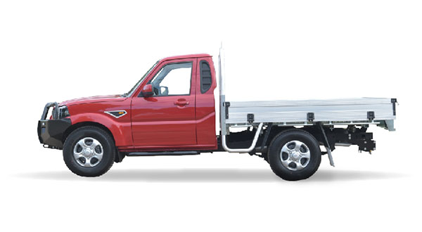 Pik-Up Single Cab 4×4