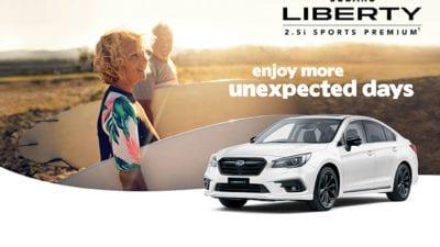 Liberty 2 5i Sports Premium AWD