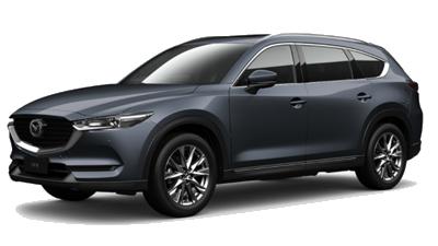 Mazda CX-8 FWD GT