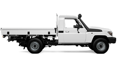 LandCruiser70 Workmate Single Cab