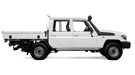 LandCruiser70 Workmate Double Cab
