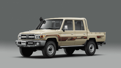 LC70 4 2L D MT 4WD D-CAB STD