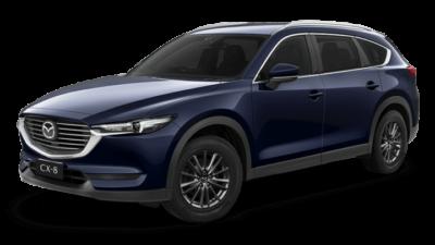 Mazda CX-8 FWD Touring