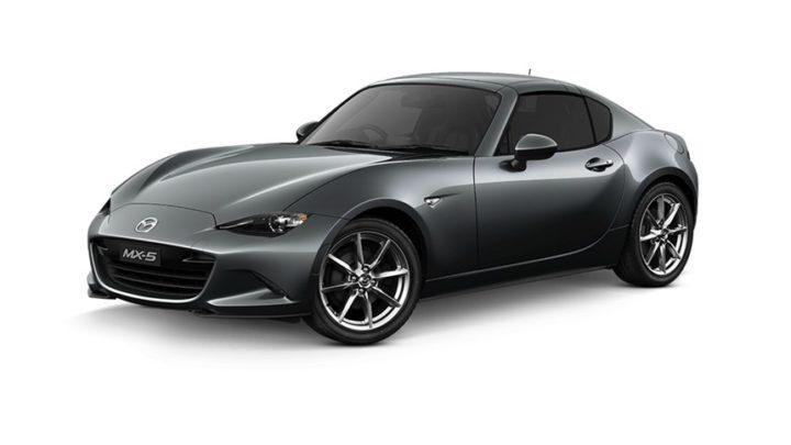 Mazda MX-5 RF GT Roadster