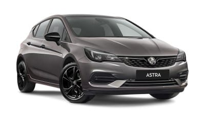 Astra RS Hatch