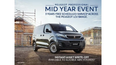 LIGHT COMMERCIAL VANS Mid Year Event