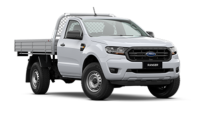 Ranger 4x4 XL Single Cab Chassis 3.2 Diesel AT