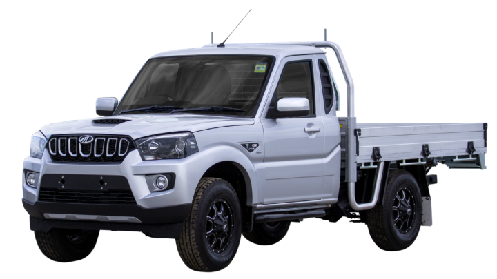 PikUp S6+ Single Cab 4X4