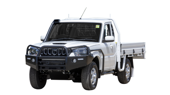 PikUp S6+ Single Cab 4X4 Pastoral Pack