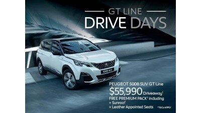 It's time for PEUGEOT's GT Line days