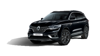 Koleos Black Edition