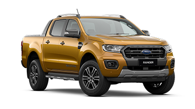 Ranger 4x4 Wildtrak Double Cab Pick-up 2.0 Diesel AT
