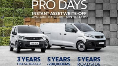 LCV Pro Days are here