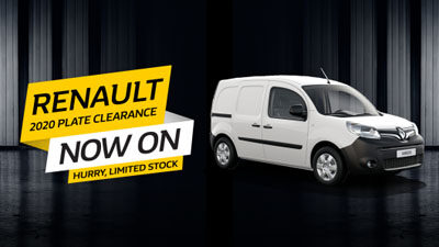 Latest Renault Offers