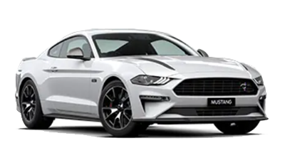 Mustang High Performance Fastback