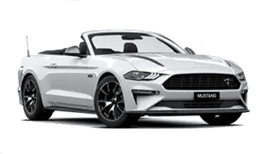 Mustang High Performance Convertible