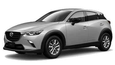 Mazda CX-3 FWD Maxx Sport LE