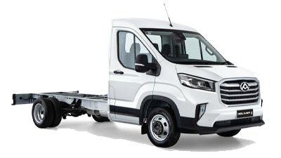Deliver 9 Cab Chassis