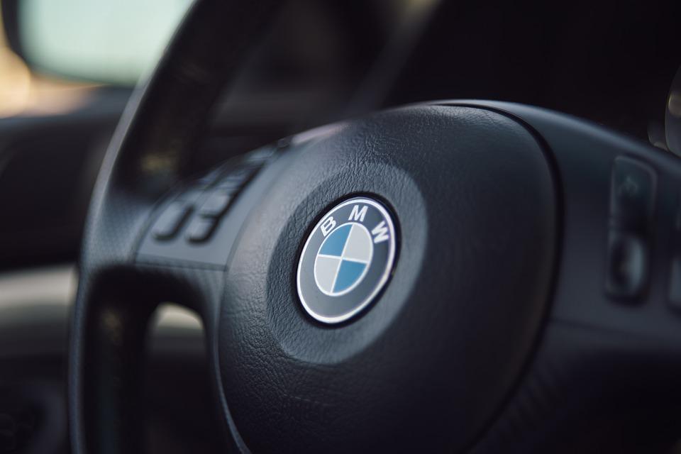 Test drive a BMW