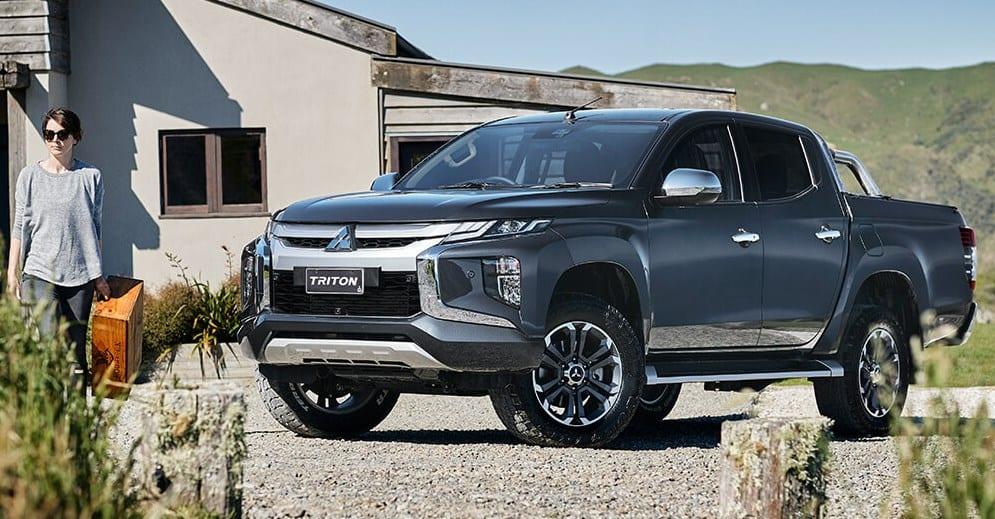 The 2019 Mitsubishi Triton: Taking Toughness to the Next