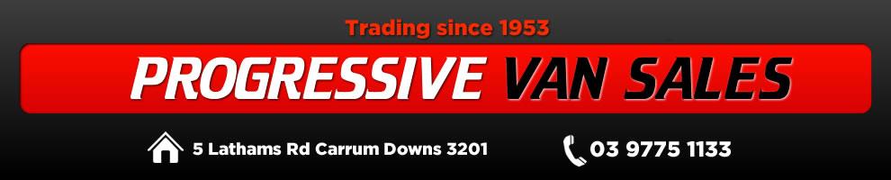 Progressive Van Sales