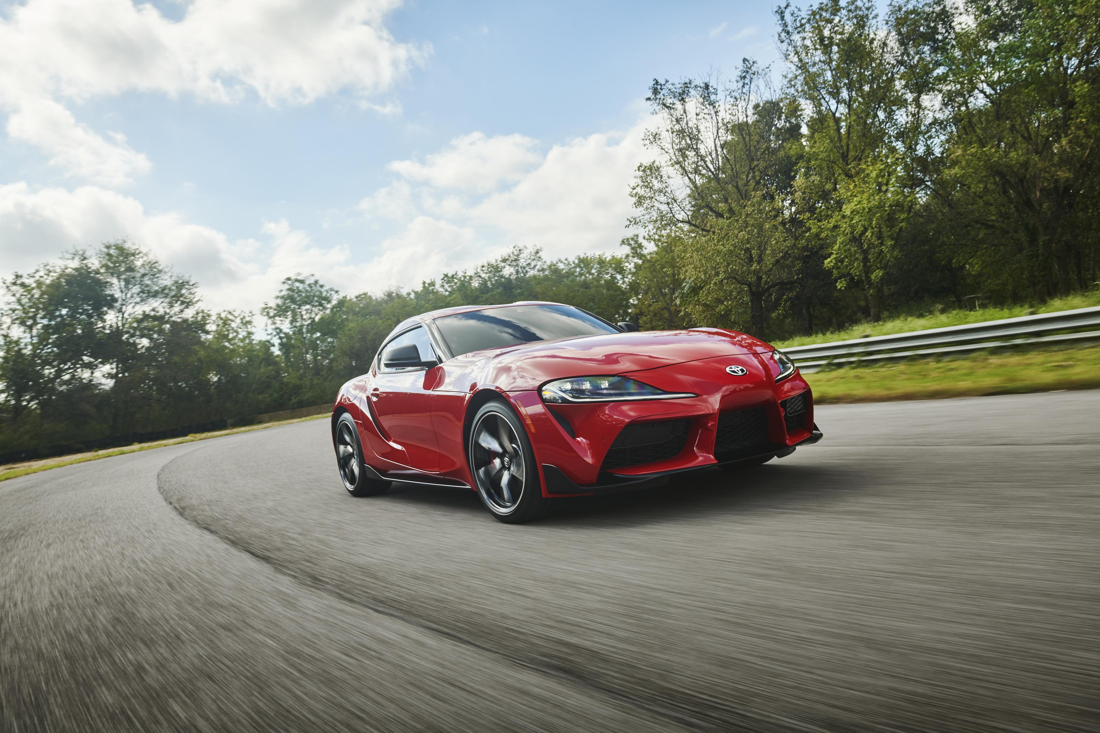 The Legend Returns: Toyota GR Supra Makes World Debut