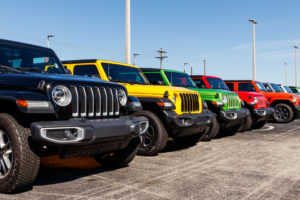"""alt text ="""" jeep models awaiting delivery"""""""