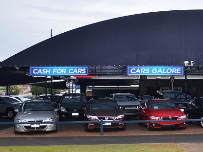 Cars Galore Vehicle Dealer