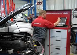 Southern Vales Nissan Service Centre