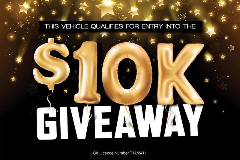 $10K Give Away