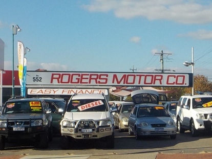 Car Dealerships Open Today >> Rogers Motor Co Parkview Autos Vehicle Dealer