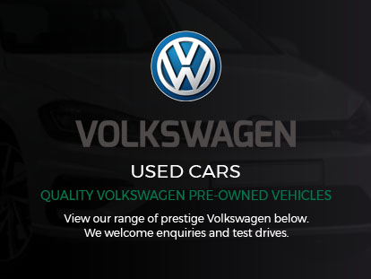 Volkswagen used cars