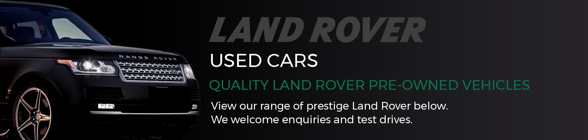 Land Rover used cars in adelaide