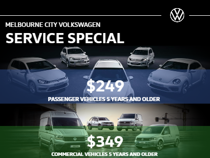 SERVICE SPECIAL OFFER