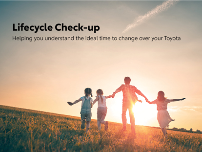 lifecycle checkup