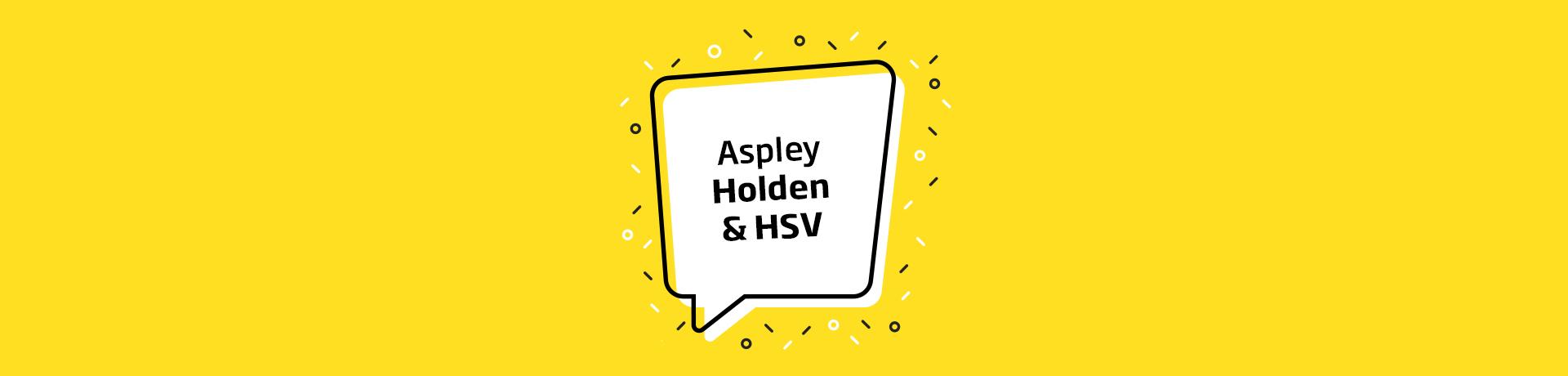 Aspley Holden Customer Feedback Page