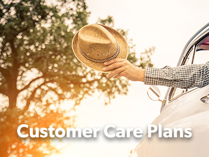 Customer Care Plans at Zupps - Brisbane Car Dealer
