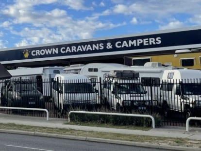 Crown Caravans Dealership