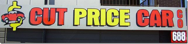Cut Price Car Co