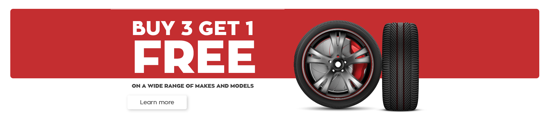 Buy 3 tyres and get the 4th on free! Zupps Brisbane Holden Dealer