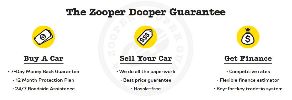 Zooper-Dooper-Guarantee