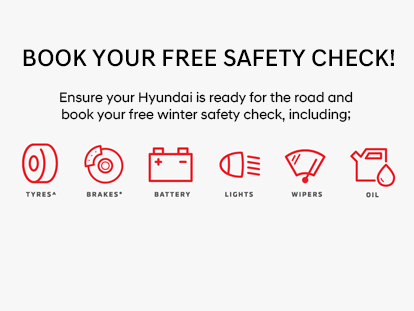 Image of safety check offer at Zupps Aspley Hyundai