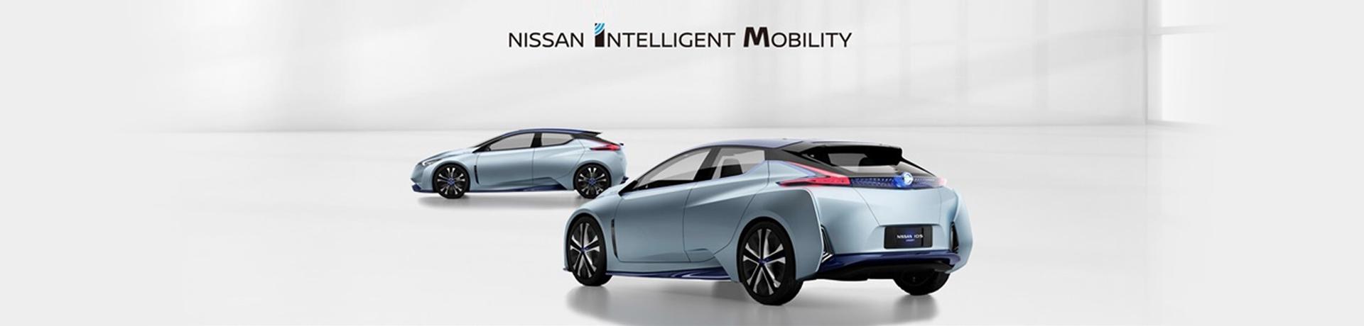 Nissan-Intelligent-Mobility