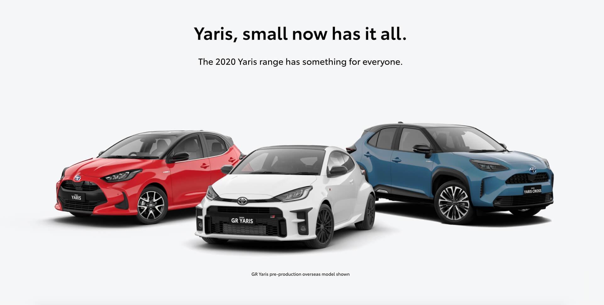 2020-Yaris-Range