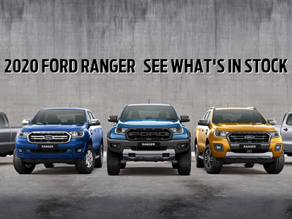 2020 FORD RANGER STOCK NEW CARS