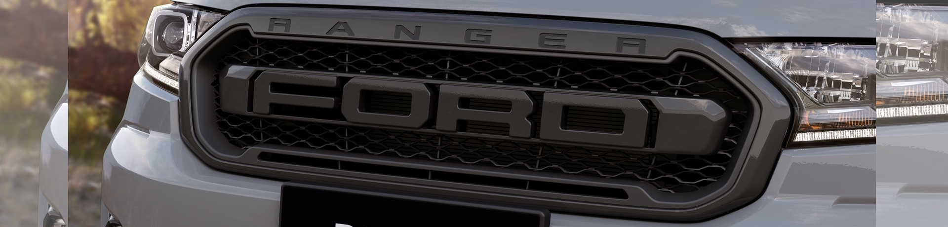 fx4 max ford grille