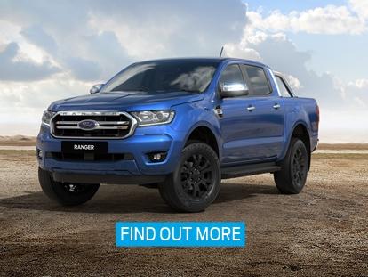 ford ranger fully loaded