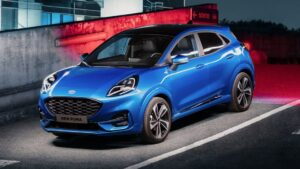 New 2020 Ford Puma - Compact SUV Crossover | Ford Adelaide